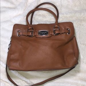 Authentic Michael Kors Brown Purse